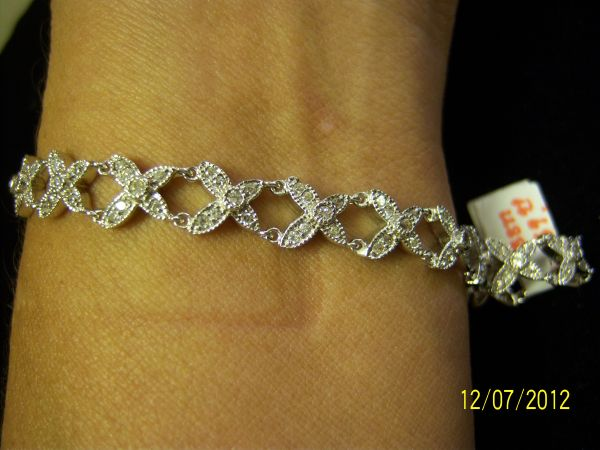 sterling silver and cubic zirconia (harlingen)