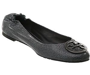 Tory Burch reva flats AUTHENTIC 9.5 - $90 (Brownsville, tx)
