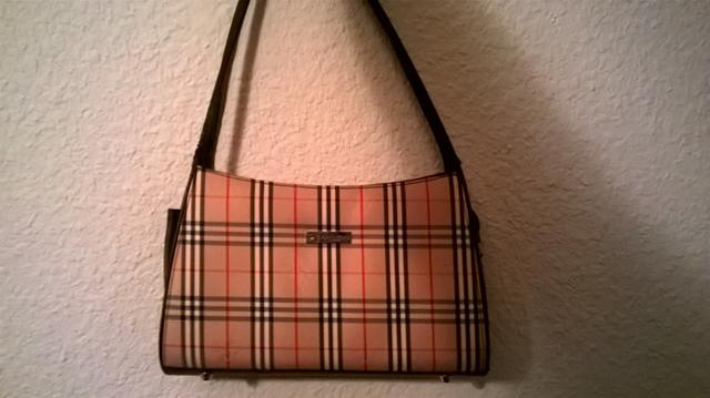 50  Burberry Purse