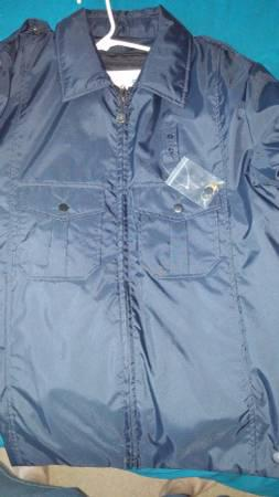 50  Jacket with liner