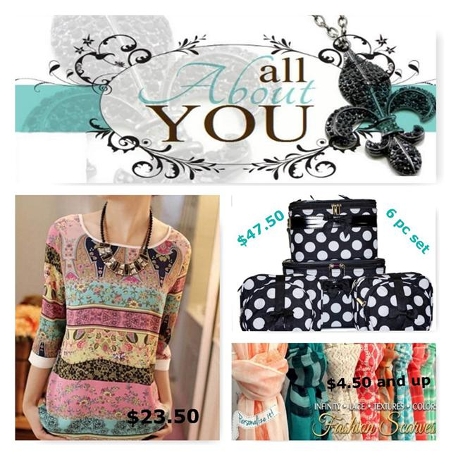 All About You Gifts By Melanie