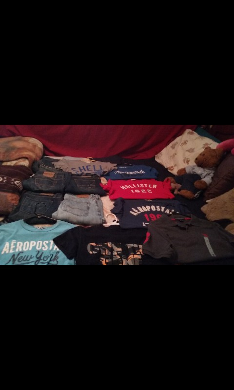 selling clothes cheap