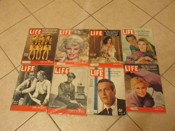 Collectible LIFETIME Magazine -   x0024 50  Brownsville