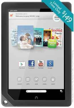 Nook HD Tablet from Barnes and Noble (Brownsville)
