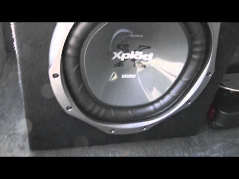 2 12 inch Sony xplod subs 1200 watts - $100 (brownsville)