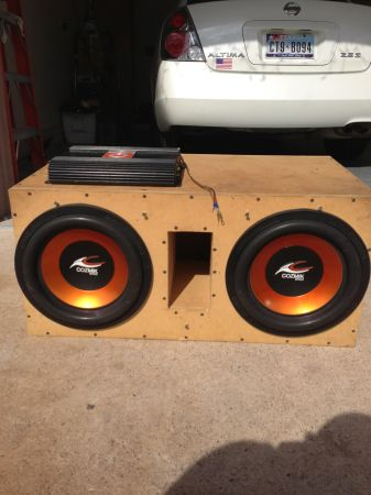 QUANTUM AUDIO CAR SYSTEM - $300 (BROWNSVILLE TEXAS)