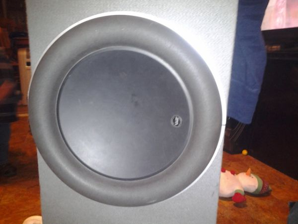 w7 13.5 jl audio for sale - $600 (brownsville)