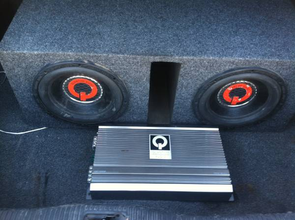 REDUCED Quantum subs and - $160 (Brownsville)