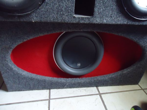 2 JL AUDIO MONSTERS 12,13 W7 (Brownsville)