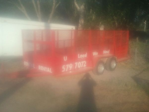 U load We haul Trailers - $95 (Brownsville)