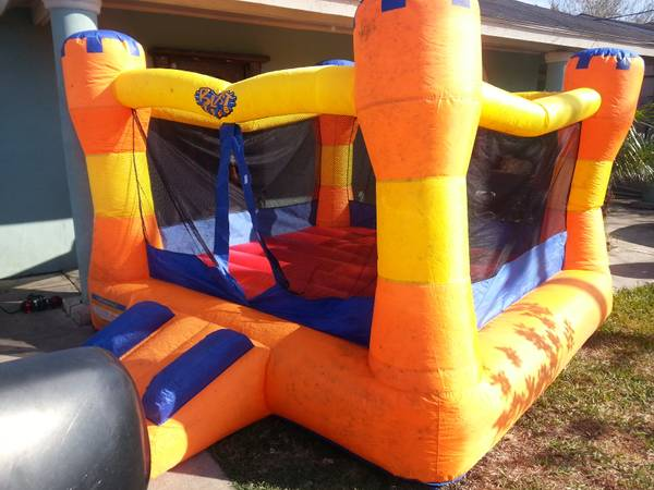 bouncer for sale blast zone -   x0024 150  Brownsville