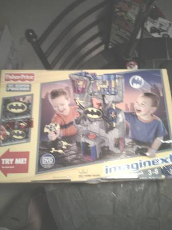 Batman imaginext batcave -   x0024 35  Harlingen