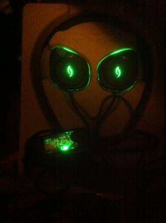 PDP Afterglow Wired Headset for XBOX 360 -   x0024 40