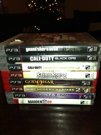 PS3 GAMES 4 SALE  Brownsville