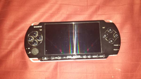 PSP Working great and 2 games -   x0024 100  Brownsville fm 511