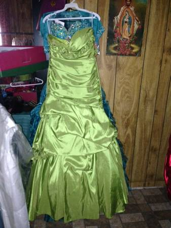 Dresses for all occasions quinceanera, weddings and more