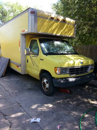95 u haul - $4500 (brownsville tx)