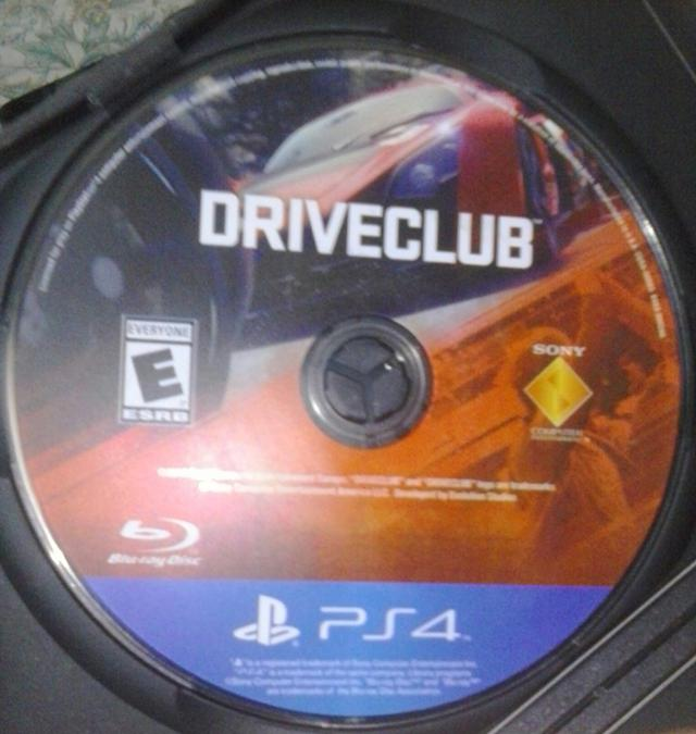 20  Drive Club ps4 video game