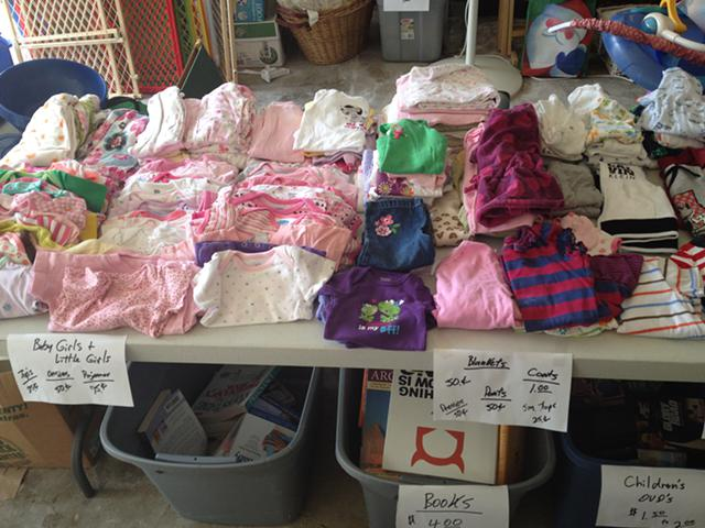 Huge Garage Sale Blowout Prices Saturday June 27  2015