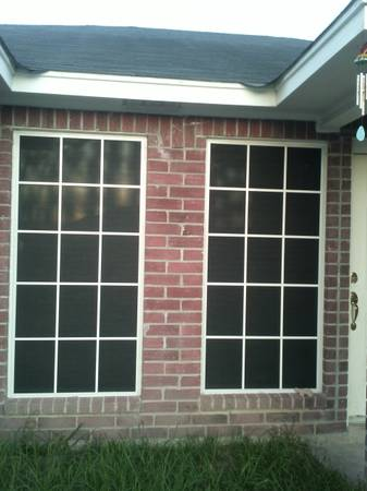 4M sun screens - $500 (Brownsville)
