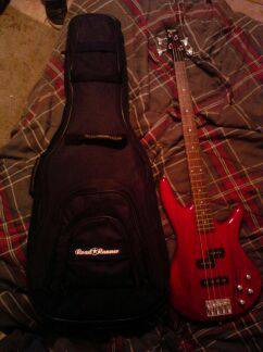 Ibanez Bass Guitar for Sale Very good condition. - $250 (Brownsville, TX)