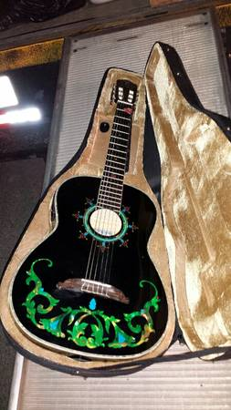 ElectricAcoustic Esteban Limited Edition Guitar - $175 (Brownsville)