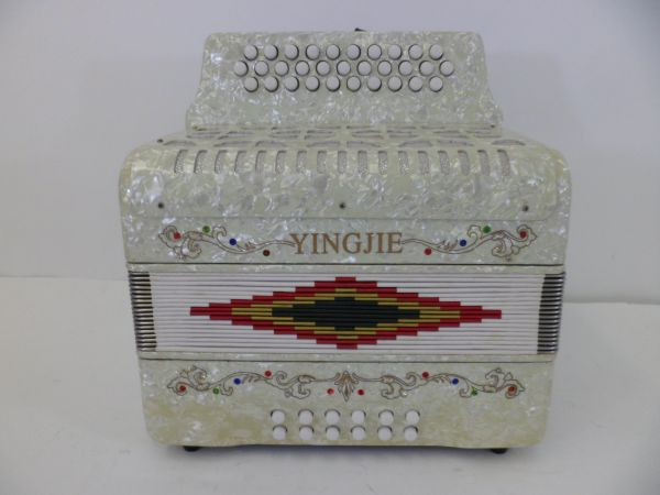 Yingjie Button Accordion - $200 (1634 Cenrtal Blvd)