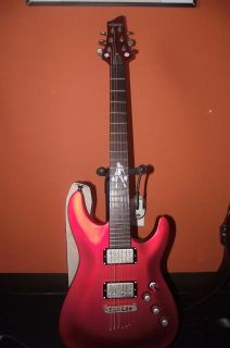 Schecter Lady Luck 6 string Guitar - $275 (Brownsville)