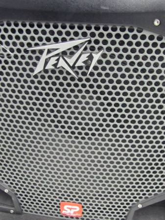 Peavey Sp2 Black Widow pa Speaker - $400 (806 business 77 north of harlingen tx)