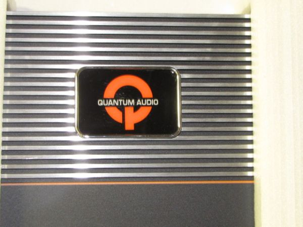 Quantum Audio Amp - $120 (806 Bussiness North 77 Harlingen tx)