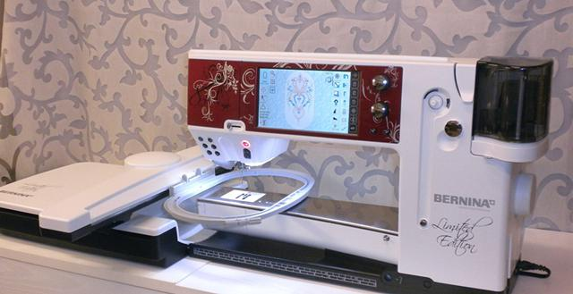 BERNINA 830LE Limited Edition SEWING  EMBROIDERY MACHINE Includes BSR - $2400
