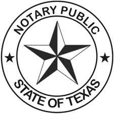 I am a Movil Notary Public  with more of 10 years experience call me  Brownsville  Tx