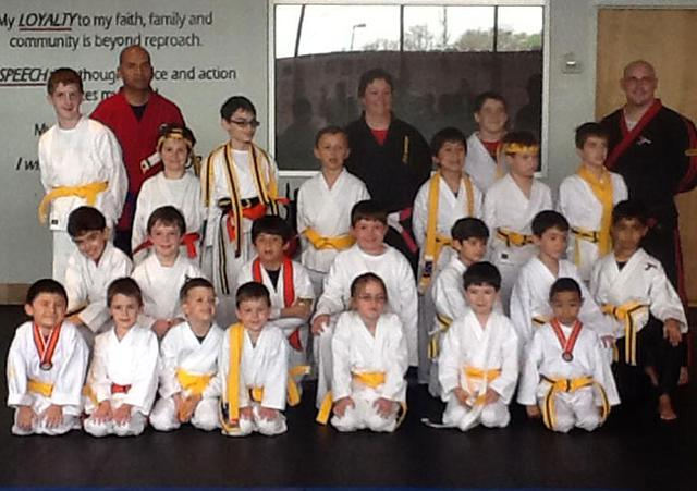 Family Martial Arts and Karate in San Antonio