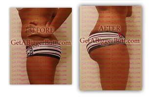 How to get a Bigger Butt  Wide Hips and Slim Wasitline Free  Fast  Safe and Natural