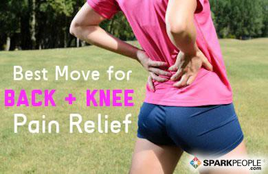 Pain Relief Knee and Back Brace