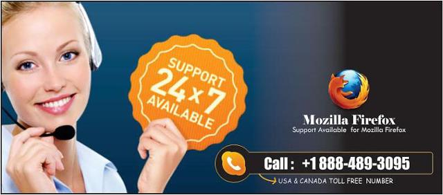 Mozilla Firefox Technical Support Services  Call us now