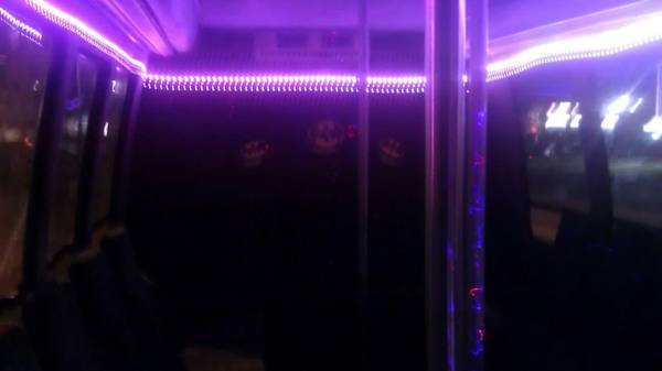 Party Limo Bus for concerts, spring break, birthdays, bachelors  (brownsville)
