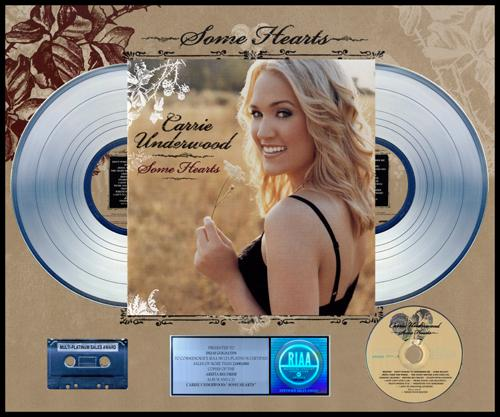Bands  DJs and Musicians Turn Your CD or Mix Tape Release Into A Gold Or Platinum Record Plaque