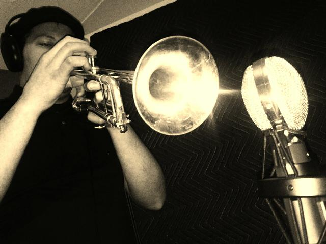 Skilled horn section ready to make your record pop