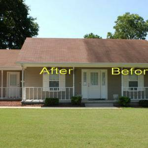 Roof Cleaning (Acadiana)
