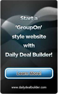 Start your e-Commerce Business with Daily Deal Builder