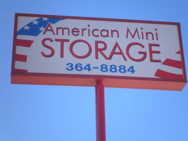 AMERICAN MINI STORAGE 2nd MONTH FREE   24 HR ACCESS    SHREVEPORT  LA