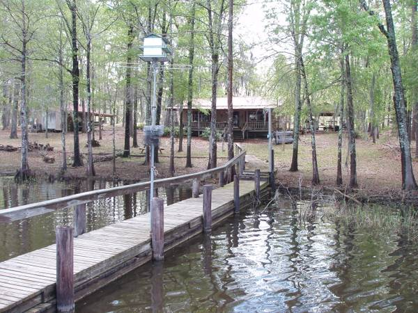 - $84300 1br - 900ftsup2 - Waterfront c Delightful cottage on Nantachie Lake (Nantachie Acres, Montgomery, LA)
