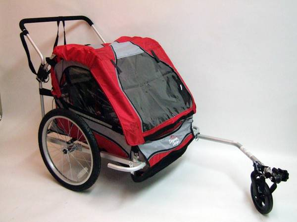 Dreamer Design Bike Trailer  -   x0024 160  Norwalk