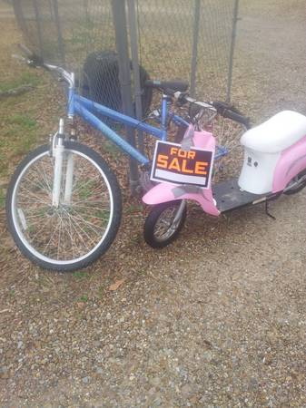Bike for Sale  amp  2-235 30 R20  Oakdale La