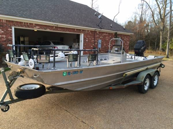 Custom Bowfishing Boat -   x0024 11000  Brandon MS