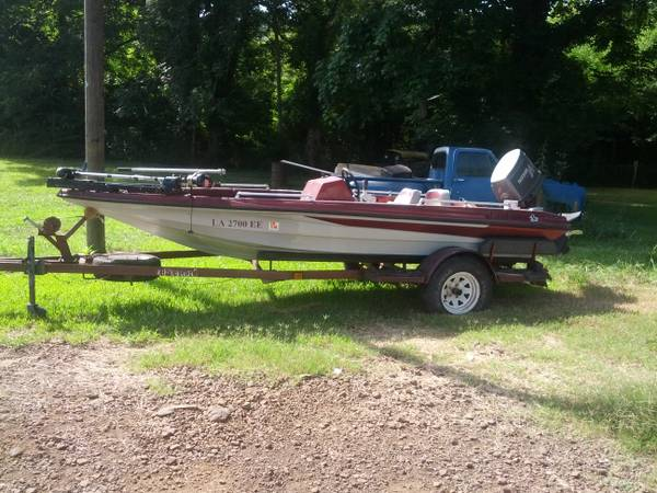 Nissan Tyler Tx >> 1990 kingfisher bass boat | eSpotted