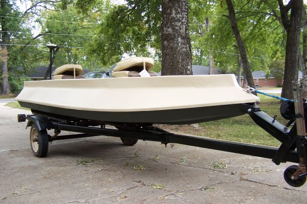 DuckFishing Super Skeeter Bass Boat  - $1450 (Monroe, LA)