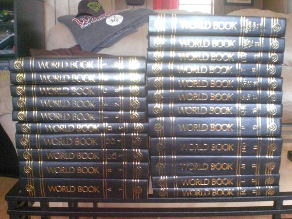 Complete 2009 World Book Encyclopedia Set - $300 (Leesville)