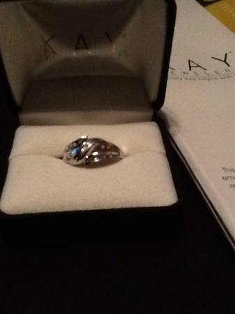Kay s Diamond Ring -   x0024 75  Pineville